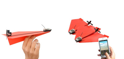 Paper Airplane PowerUP